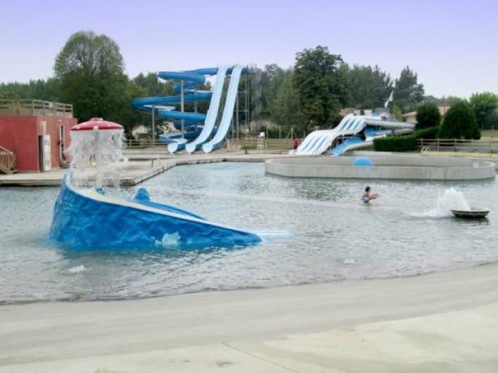 Location de vacances - Gîte à Gondrin - Base de loisirs de Gondrin