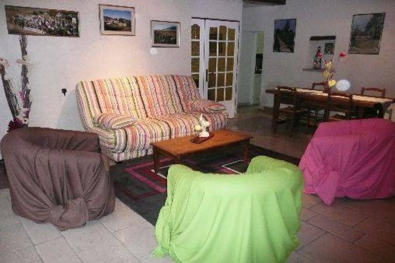 Location de vacances - Gîte à Premeaux-Prissey