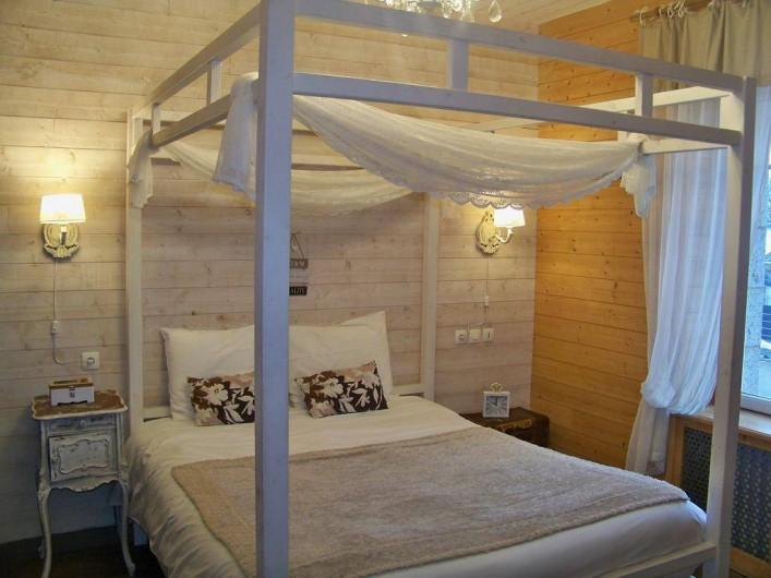Location de vacances - Maison - Villa à Pontorson - Chambre Caramel