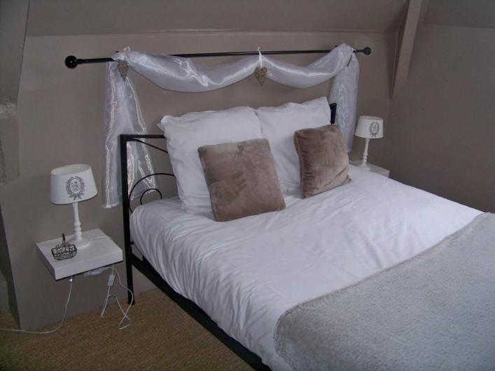 Location de vacances - Maison - Villa à Pontorson - chambre (suite) Macaron