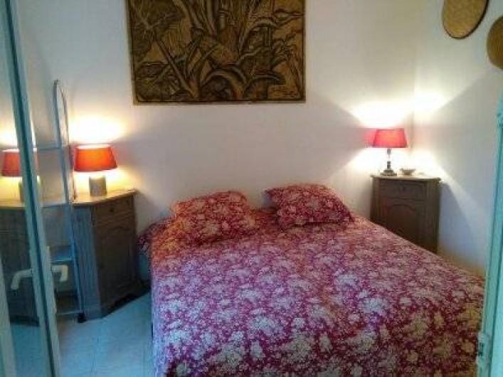 Location de vacances - Chambre d'hôtes à Saint-Raphaël - chambre d'hotes: 2lits de 90 cm de large selon besoin,