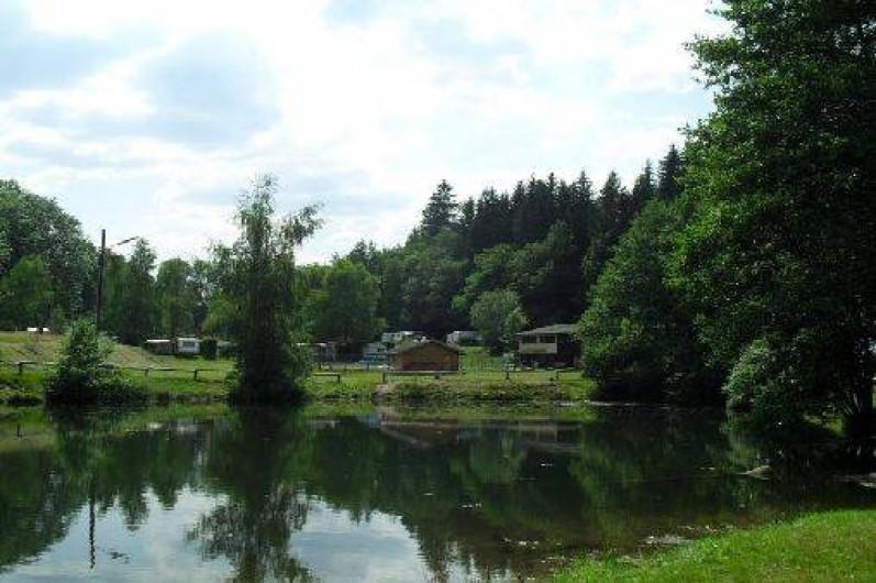 Location de vacances - Camping à Cornimont