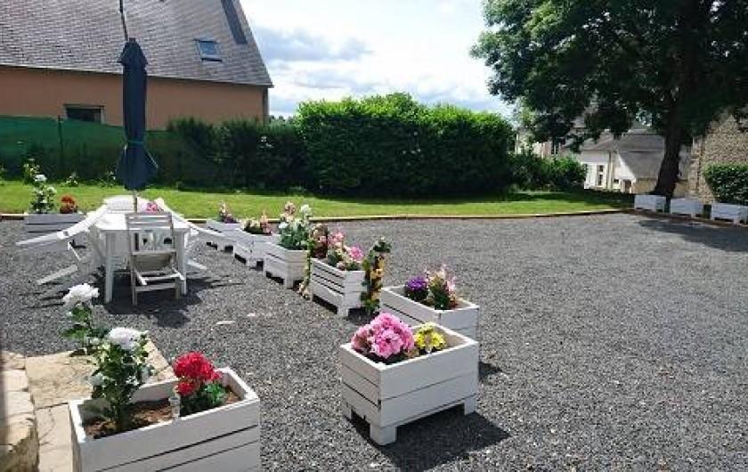 Location de vacances - Gîte à Aignerville
