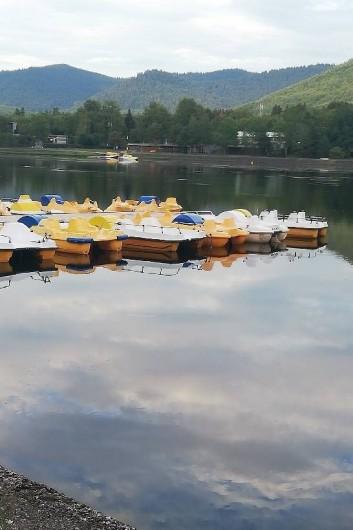 Location de vacances - Gîte à Allarmont - lac de celles sur plaine