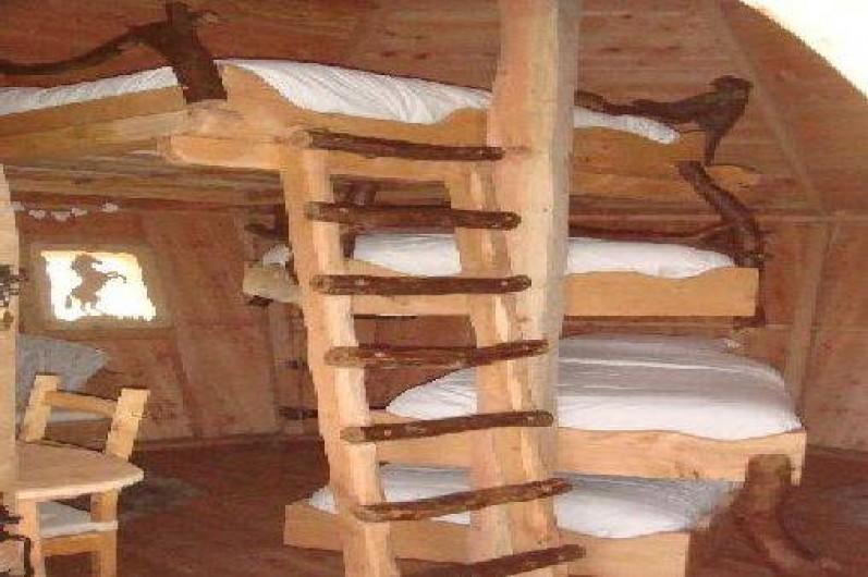 Location de vacances - Chambre d'hôtes à Bracquetuit
