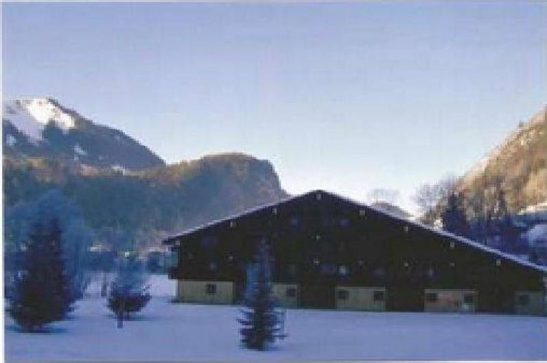 Location de vacances - Studio à Abondance