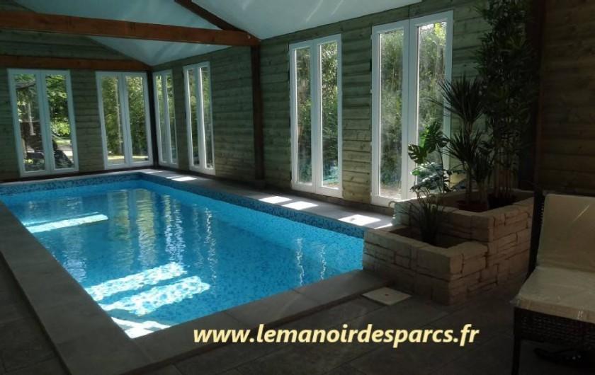 Location de vacances - Château - Manoir à Ouilly-le-Vicomte