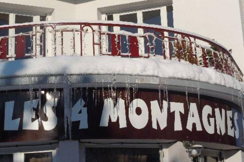 Location de vacances - Hôtel - Auberge à Villard-de-Lans