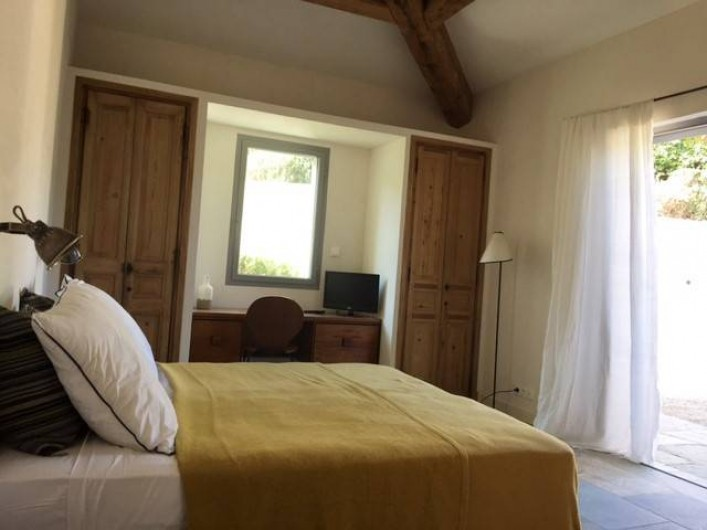 Location de vacances - Villa à Sainte-Maxime - chambre 4
