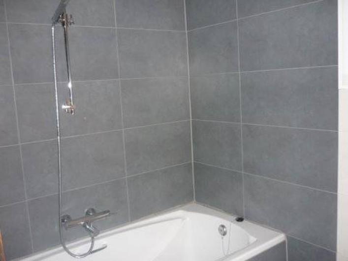 Location de vacances - Villa à Almuñécar - baignoire