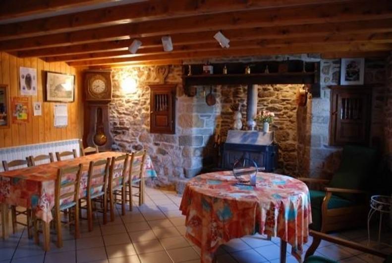 Location de vacances - Chambre d'hôtes à Fridefont