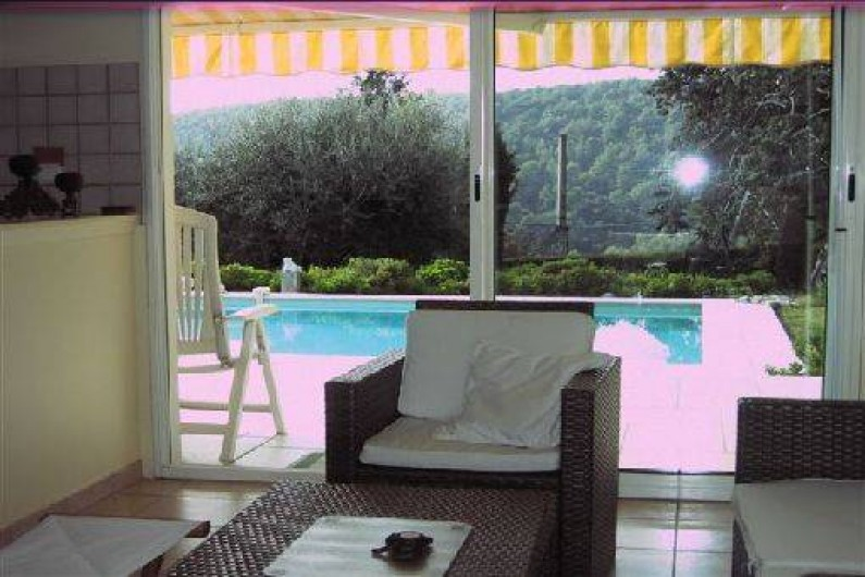 Location de vacances - Appartement à Vence