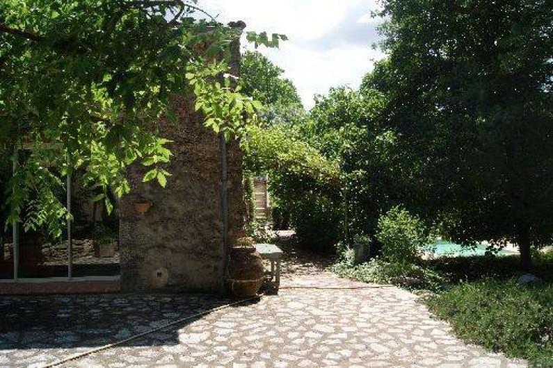 Location de vacances - Mas à Cabasse