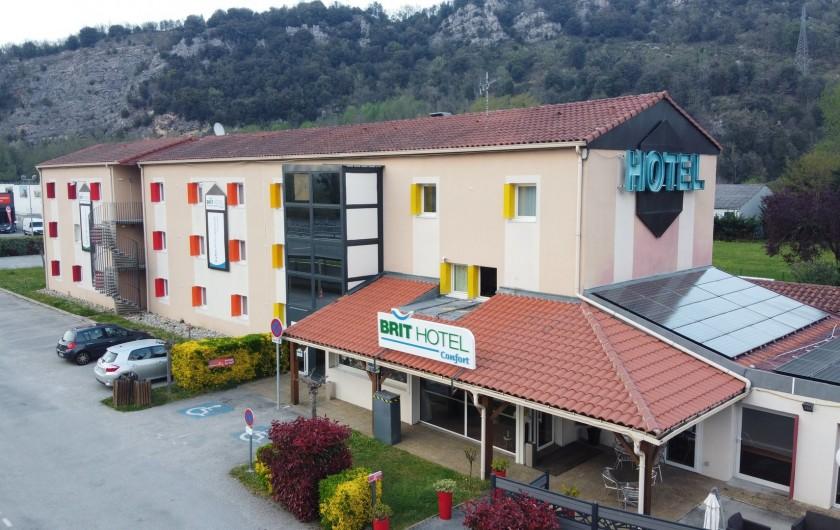 Location de vacances - Chambre d'hôtes à Foix - BRIT HOTEL DE FOIX