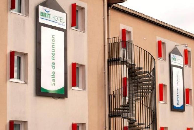 Location de vacances - Chambre d'hôtes à Foix - BRIT HOTEL