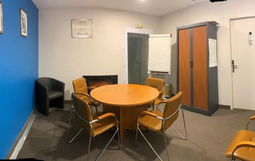 Location de vacances - Chambre d'hôtes à Foix - PETIT SALLE DE RÉUNION 15m2