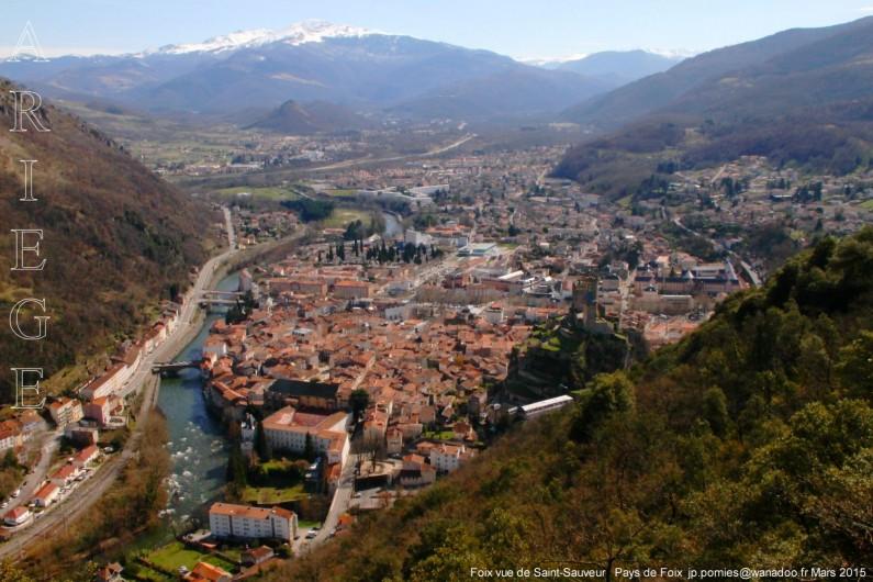 Location de vacances - Chambre d'hôtes à Foix - LA RÉGION DE FOIX