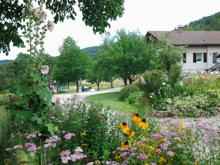 Location de vacances - Maison - Villa à Ban-sur-Meurthe-Clefcy - Les lis d'or des Vosges