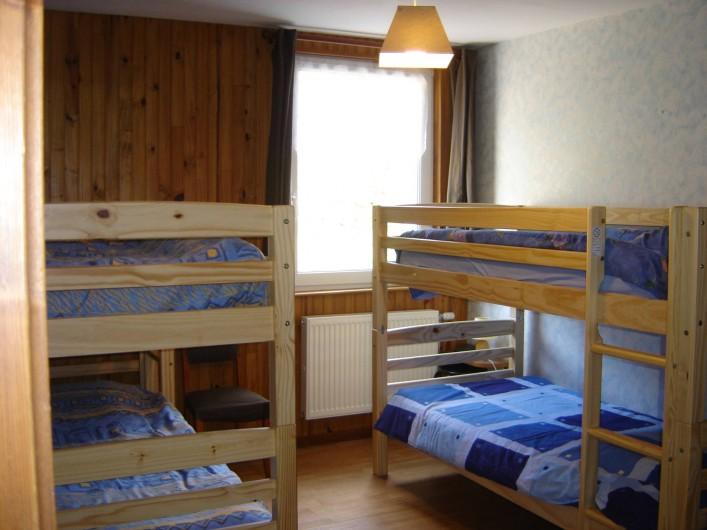Location de vacances - Maison - Villa à Ban-sur-Meurthe-Clefcy - Chambre pour les enfants
