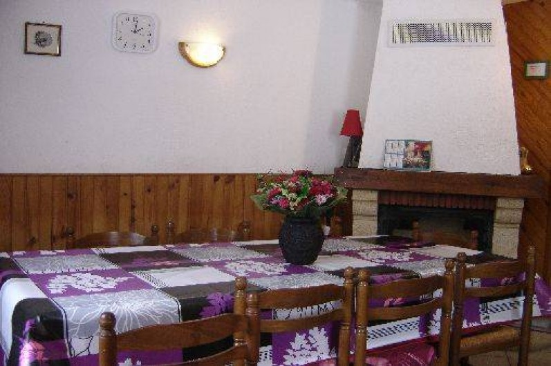 Location de vacances - Maison - Villa à Ban-sur-Meurthe-Clefcy