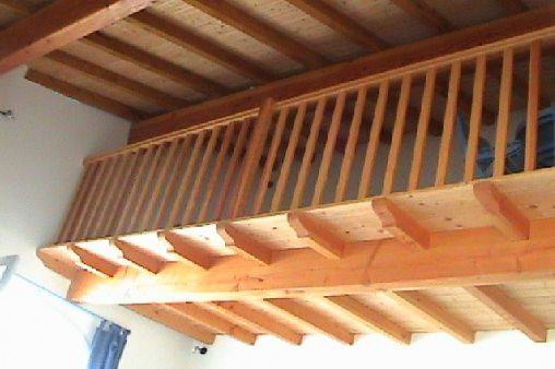 Location de vacances - Maison - Villa à Brie-Sous-Mortagne