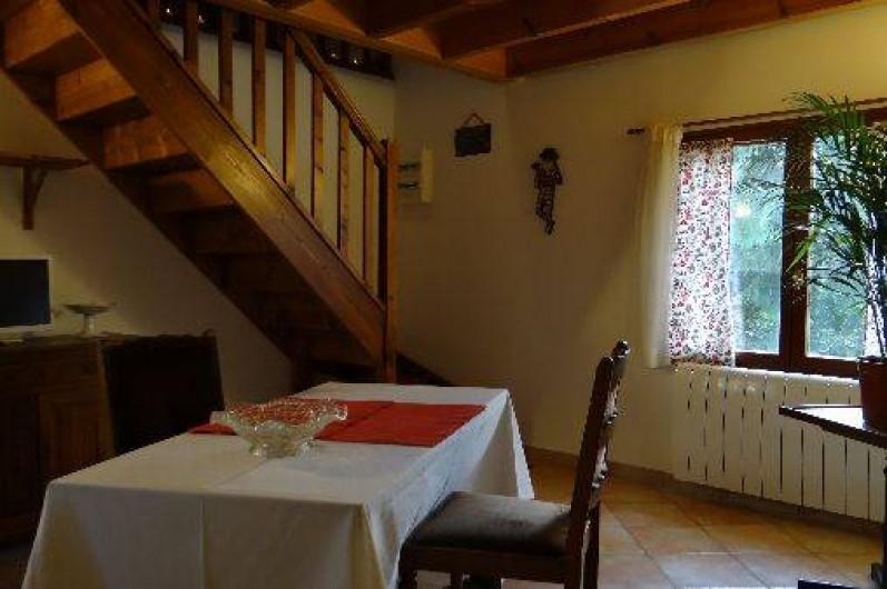 Location de vacances - Appartement à Beaurainville