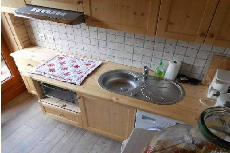 Location de vacances - Appartement à Châtel