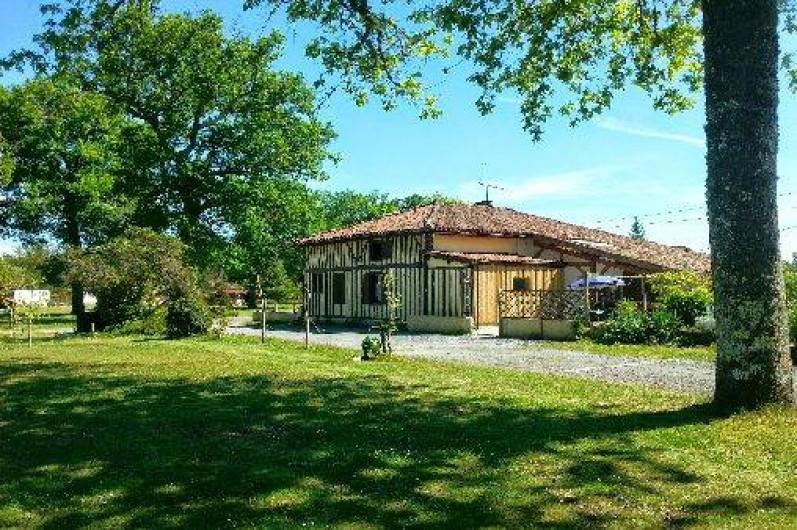 Location de vacances - Gîte à Saint-Michel-Escalus