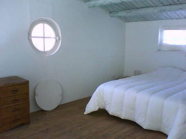 Location de vacances - Appartement à Jouques - Chambre en mezzanine