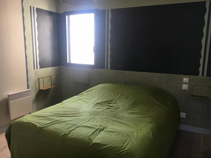 Location de vacances - Appartement à Pirou - Chambre 1