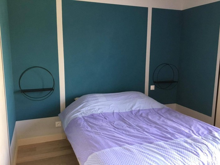 Location de vacances - Appartement à Pirou - Chambre 2