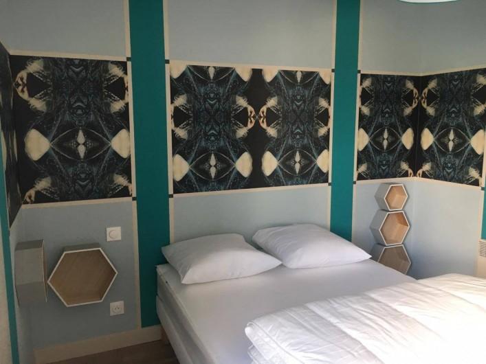 Location de vacances - Appartement à Pirou - Chambre 3