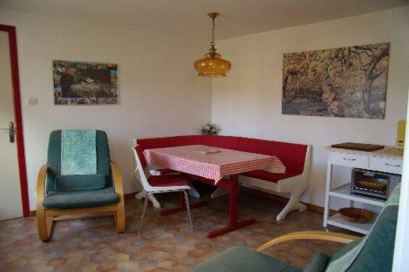 Location de vacances - Appartement à Muhlbach-sur-Munster