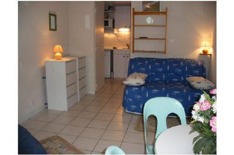 Location de vacances - Studio à Saint-Palais-sur-Mer