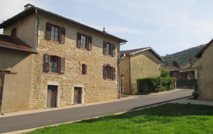 Location de vacances - Gîte à Courmangoux - et un autre