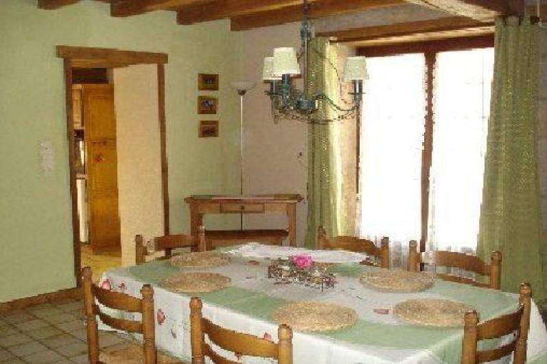 Location de vacances - Gîte à Gigny