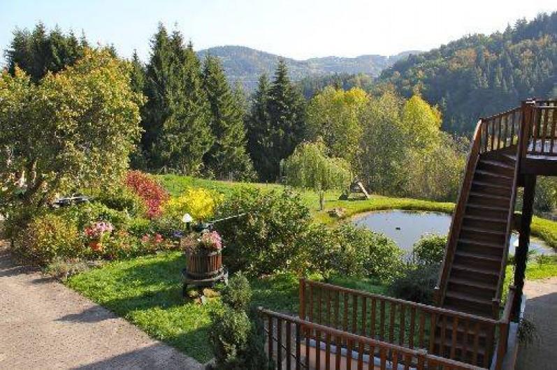 Location de vacances - Hôtel - Auberge à Orbey