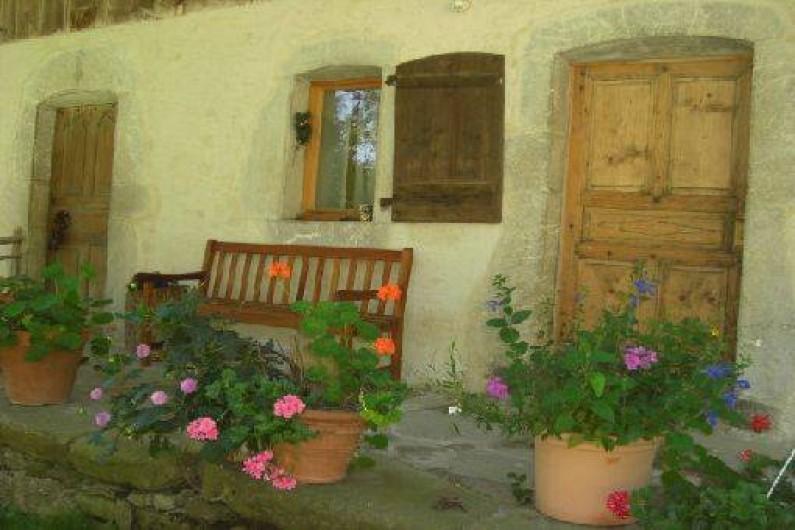 Location de vacances - Chambre d'hôtes à Le Reposoir