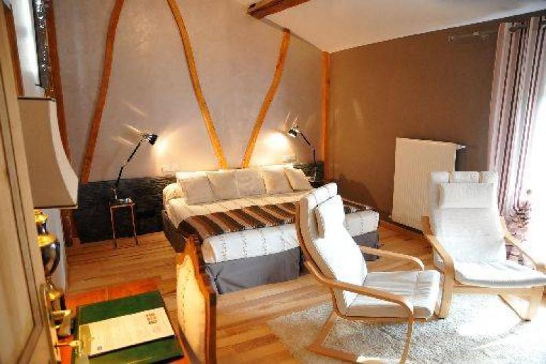 Location de vacances - Chambre d'hôtes à Lurcy