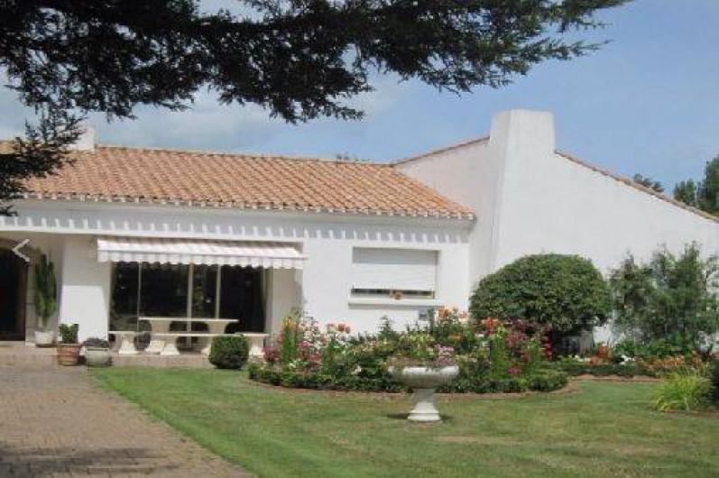 location de vacances chambre dhtes beauvoir sur mer - Chambre D H Tes Vendee Avec Piscine
