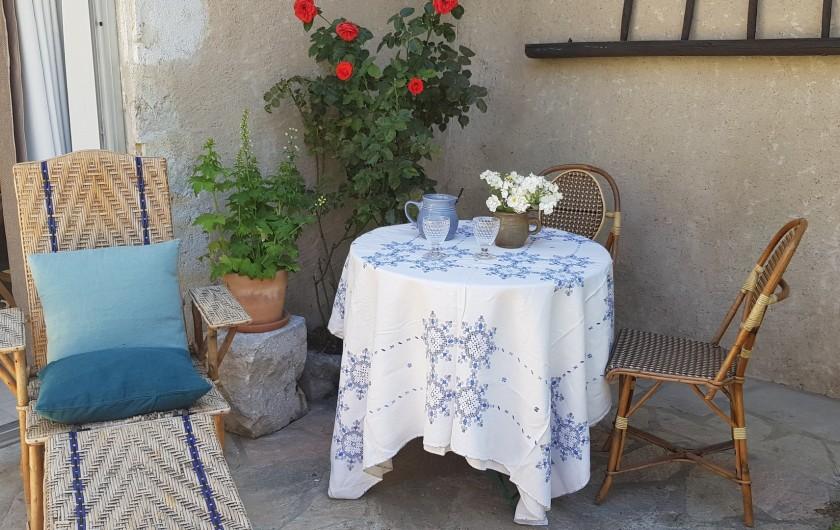 Location de vacances - Maison - Villa à Villard-de-Lans - Espace de détentes