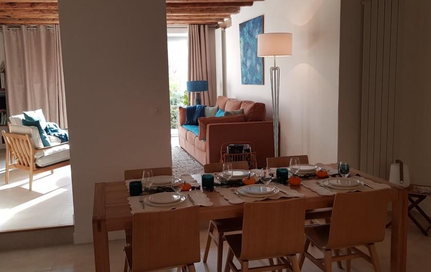 Location de vacances - Maison - Villa à Villard-de-Lans - Salle à manger