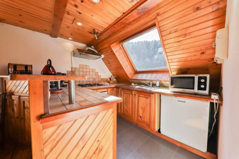 Location de vacances - Gîte à Sondernach - Le coin cuisine