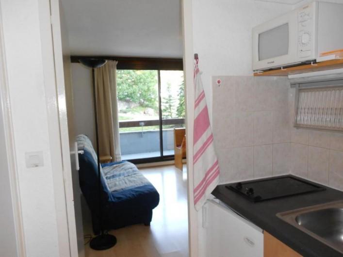 Location de vacances - Appartement à Villarembert
