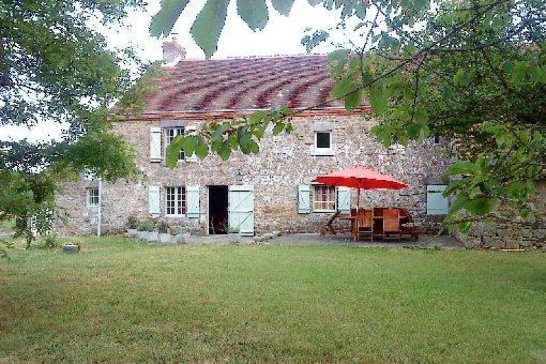 Location de vacances - Gîte à Putanges-Pont-Écrepin