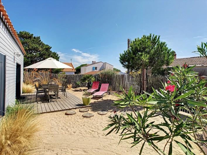 Location de vacances - Villa à Barbâtre