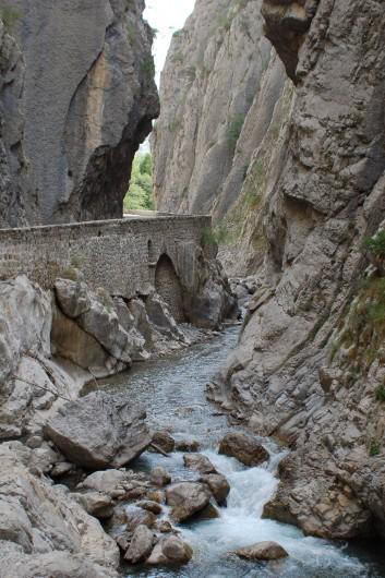 Location de vacances - Chalet à La Bréole - Clues de Barles