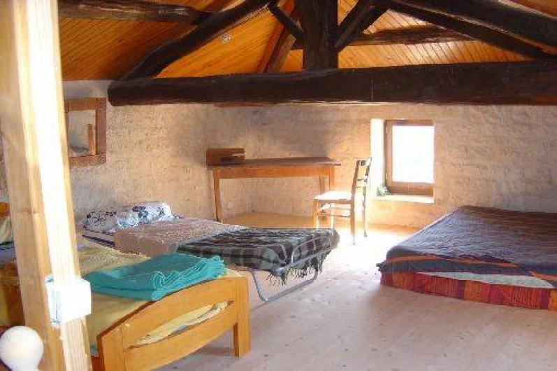 Location de vacances - Gîte à Bouillé-Courdault - Chambre 3