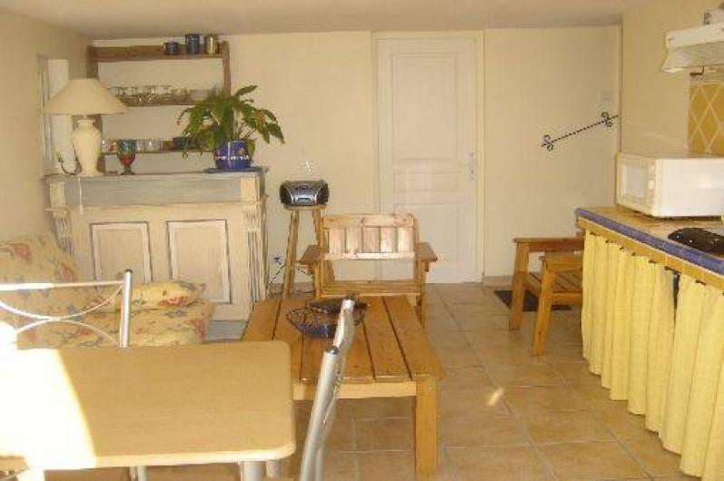 Location de vacances - Appartement à Lambesc