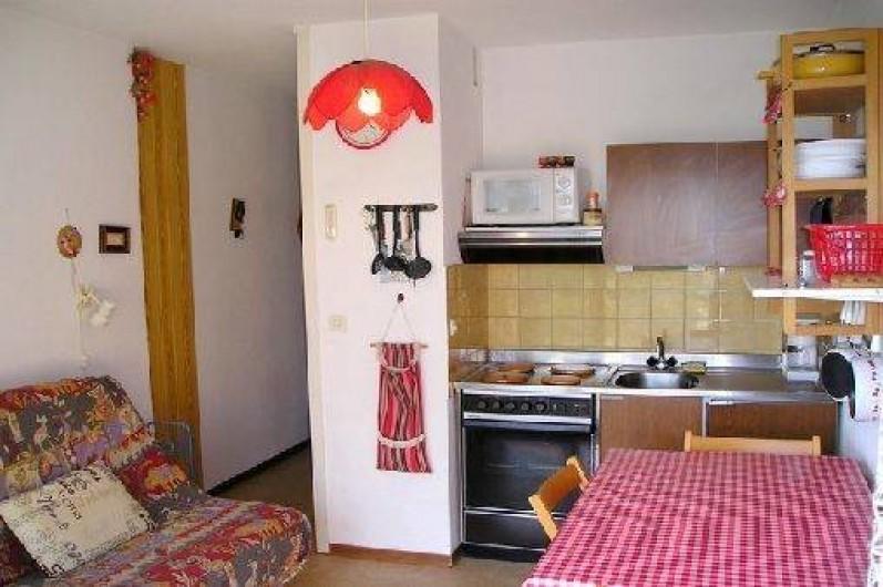 Location de vacances - Studio à Font-Romeu-Odeillo-Via